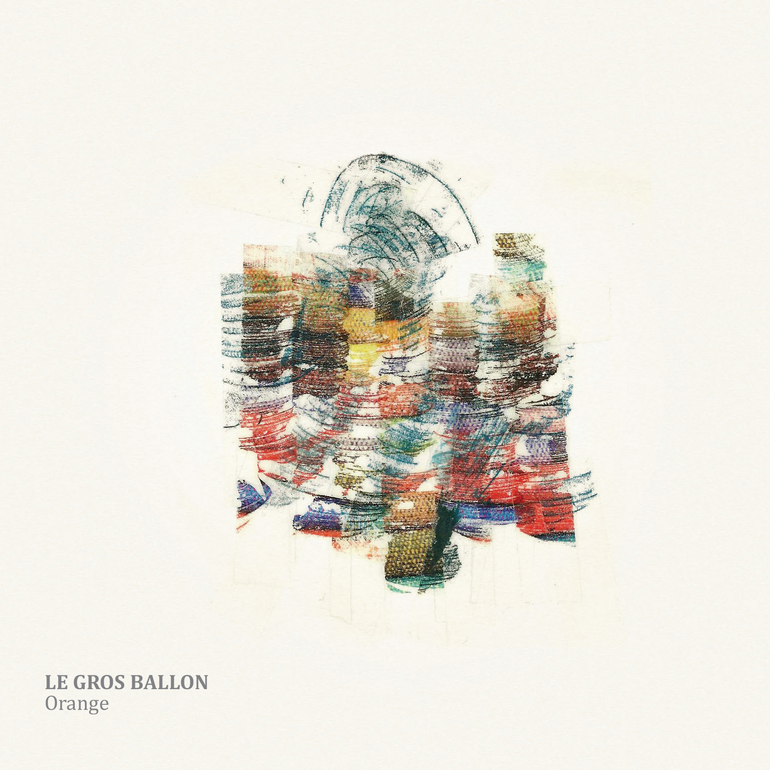 Le Gros Ballon - Orange
