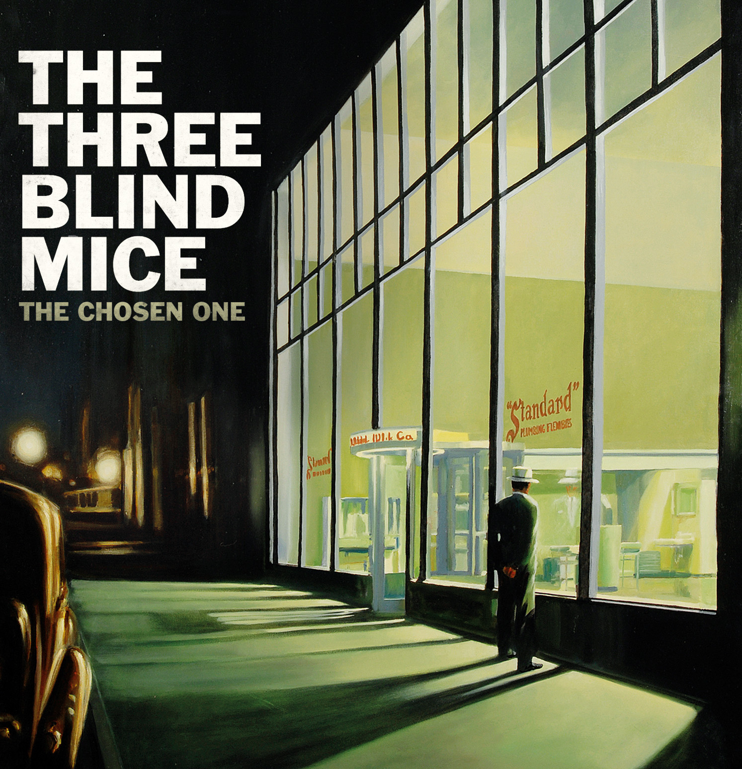 three blind mice - The-Chosen-One