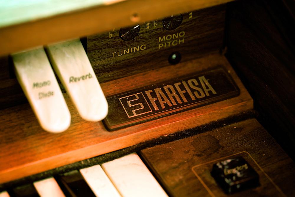 Casamedusa - farfisa
