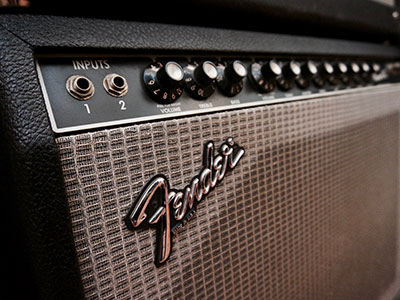 Amplificatore Fender Reverb